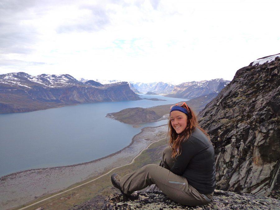 Jenna Gall, 2010 W. Garfield Weston Loran Scholar