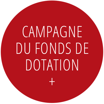 Campagne du fonds de dotation