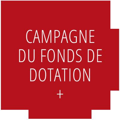 Campagne du fonds de dotation
