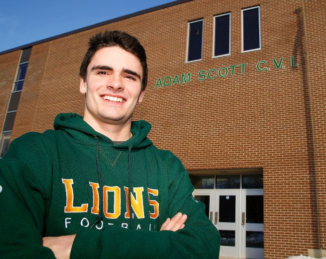 Peterborough Examiner: Adam Scott Collegiate student Max Moloney finalist for Loran Award