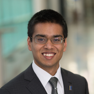 Nitish Bhatt - Marilyn & Walter Booth Loran Scholar at the University of Waterloo