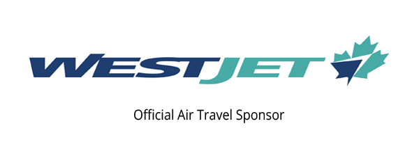 WestJet - Official Air Travel Sponsor