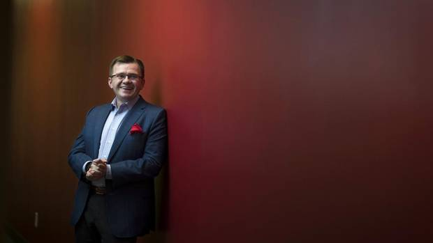 The Globe and Mail: Software entrepreneur repays scholarship fund with interest