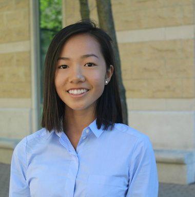 Katie Yao - Loran Finalist - Sudbury - Lo-Ellen Park Secondary School