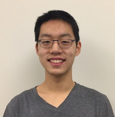 Nick Yang - Loran Finalist - Edmonton