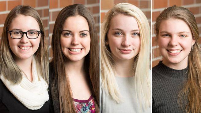 The Chronicle Herald: Four N.S. students getting top national undergrad award