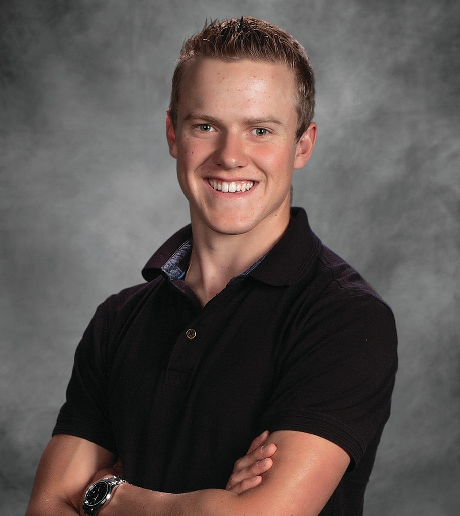 Red Deer Express: Guthrie shooting for the stars as he clinches Loran Award