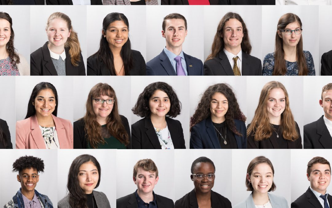 2019 Loran Scholars