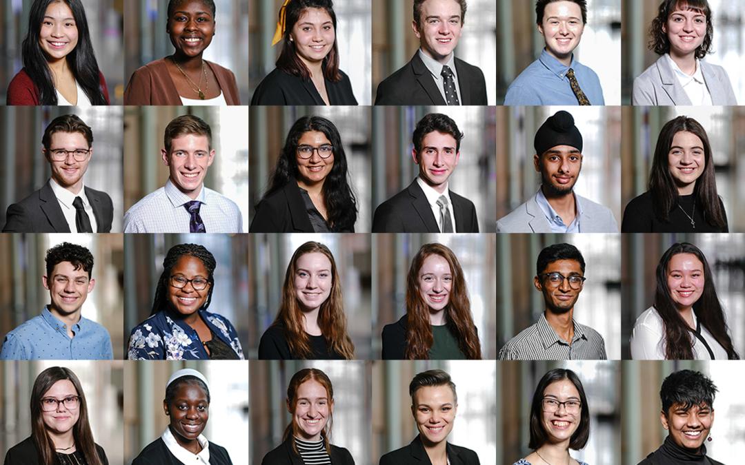 2020 Loran Scholars